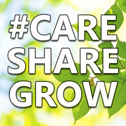 #careSHAREgrow JAN 2016 Green Goals