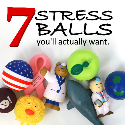 7 stress balls you'll actually want