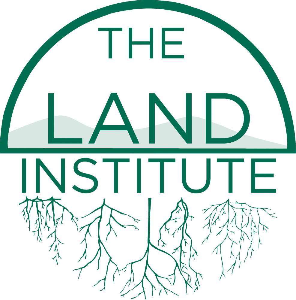 green company The Land Institute logo