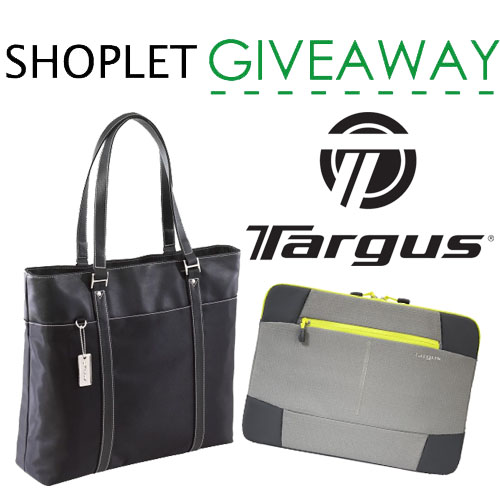 Score This Targus Laptop Bag and Computer Sleeve.