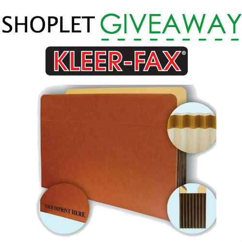 Kleer-Fax K pockets