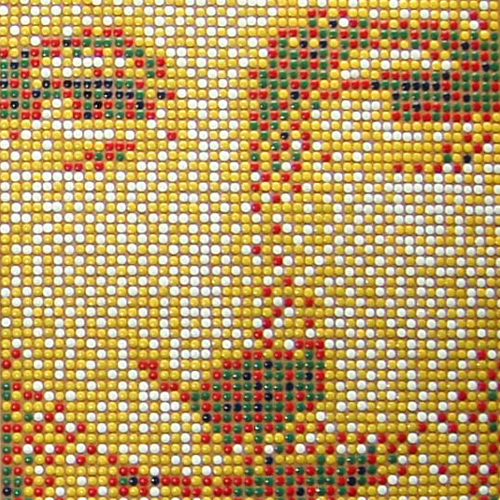 Friday Fun- Thumbtack Masterpieces