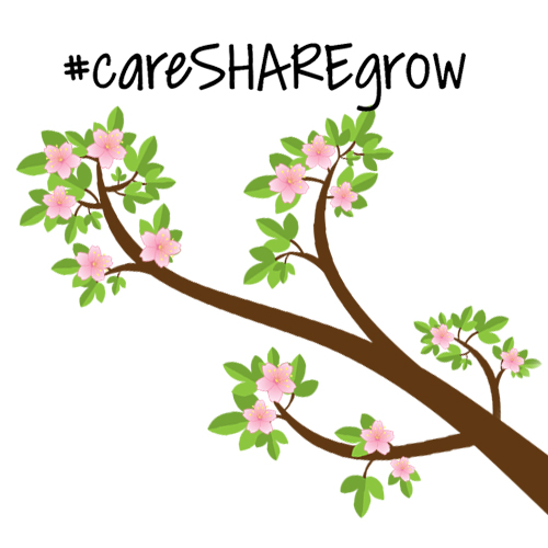 April #careSHAREgrow Twitter Party
