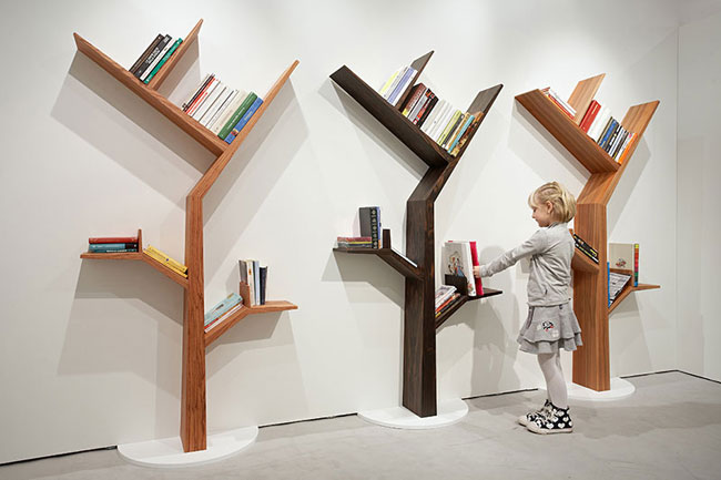 Trees - Bookshelf Designs