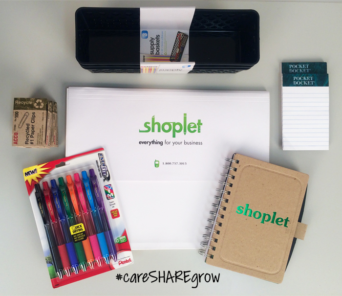 #careSHAREgrow Bundle 1