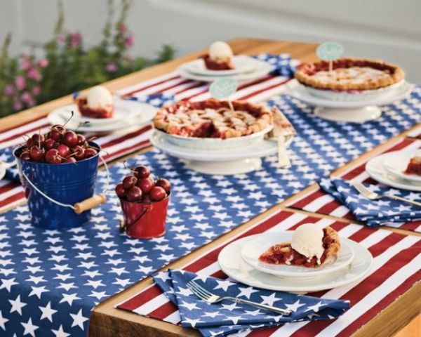 simple ways to green your Fourth of July
