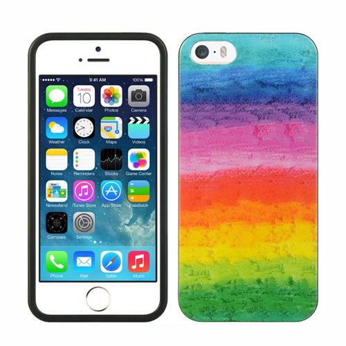 iPhone 5 Rainbow Case