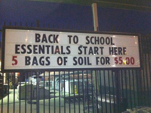 The 13 Most Epic Back to School Fails Ever
