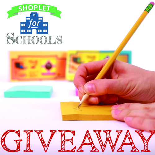 SHOPLET FOR SCHOOLS