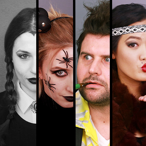 6 Halloween Office Party Looks Sure to Make Em' Scream!