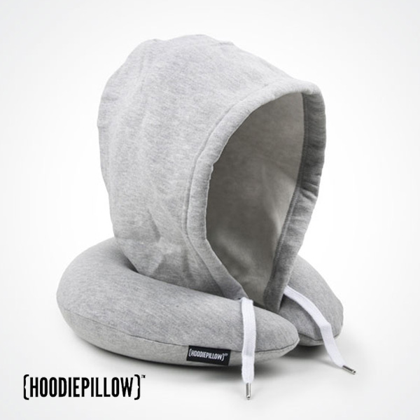 Travel Accessory - Hoodie Pillow