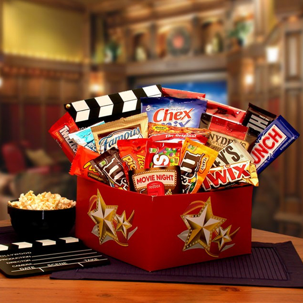 DIY Gift Movie Bundle