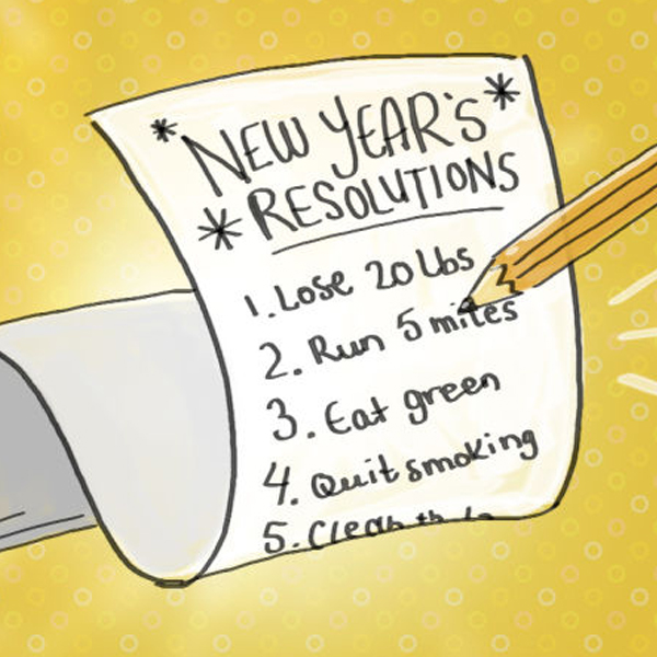 Realistic New Year Resolutions