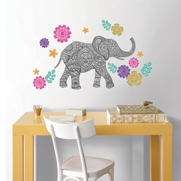 Wallpops Elephant Decal