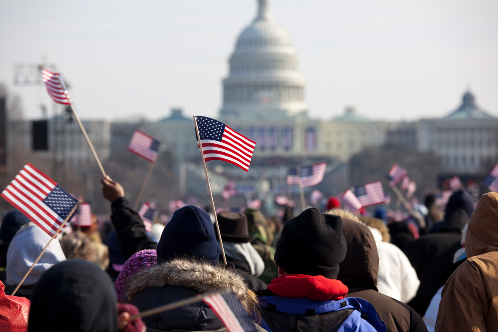 inauguration-celebration-american-flag-capitol-in-background