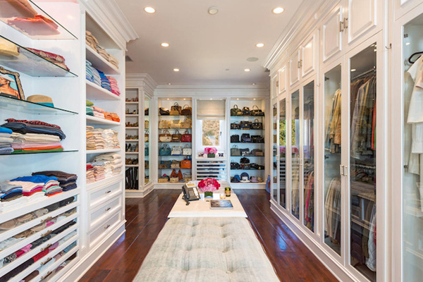 Maybe one day, we have the closet of our dreams...