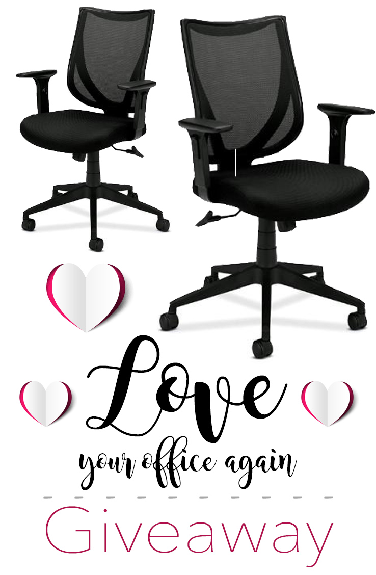 Enter to Win Up to 10 HON Chairs For Your Office.