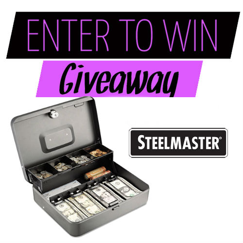 Steelmaster cash box