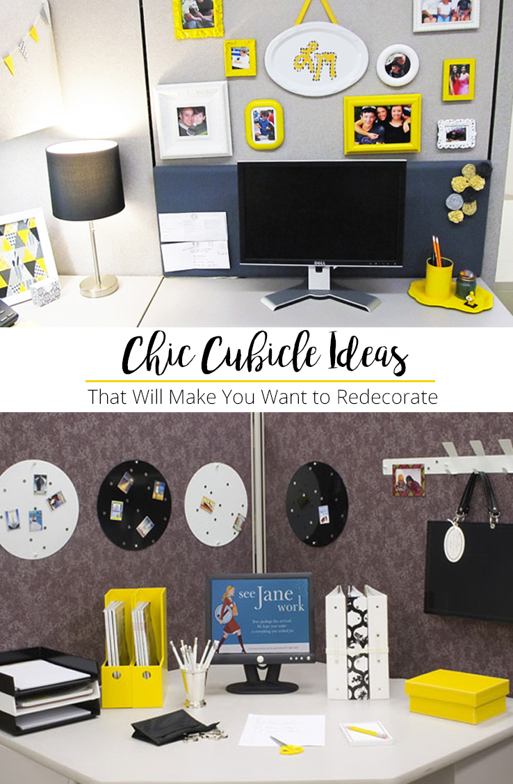 Chic Cubicle ideas