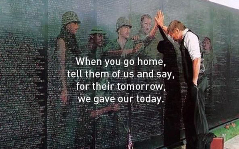 Simple Ways to Honor Soldiers on Memorial Day