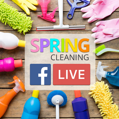 Coming Soon: We're Decoding Cleaning Products Live on Facebook!