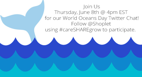 world oceans day invite