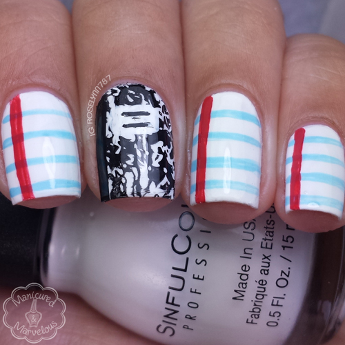 Composition NB nails
