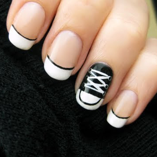 Gym class nails