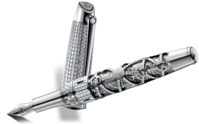 Friday Fun: 7 Of The World's Most Expensive Fountain Pens